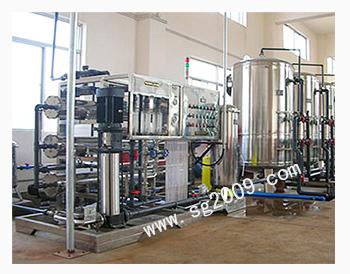 大型工程管道直饮水设备