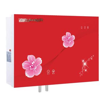 SWT-75PR-6S-A壁挂式加热一体RO万博体育官网网页版(配前置过滤器)