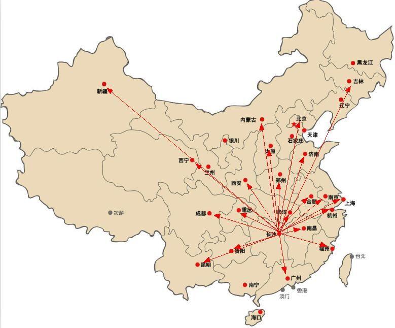 祁阳县新城规划设计图